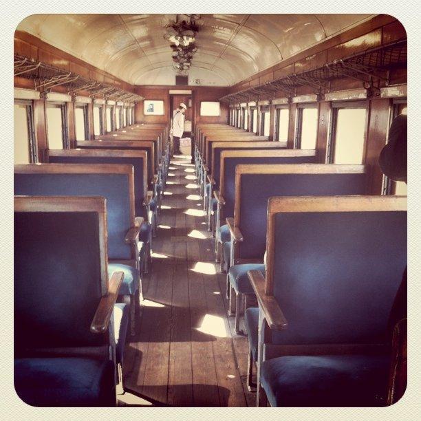 SLの座席