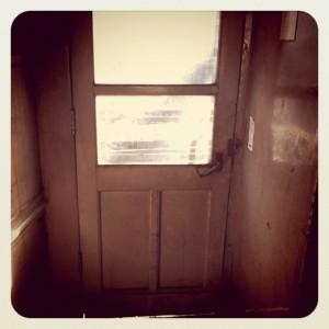 SL乗降ドア
