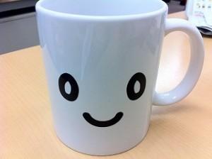 モーちゃんマグカップ